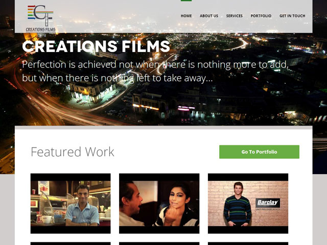 Creations Films