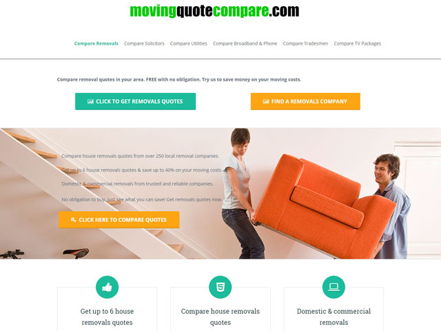 Moving Quote Compare