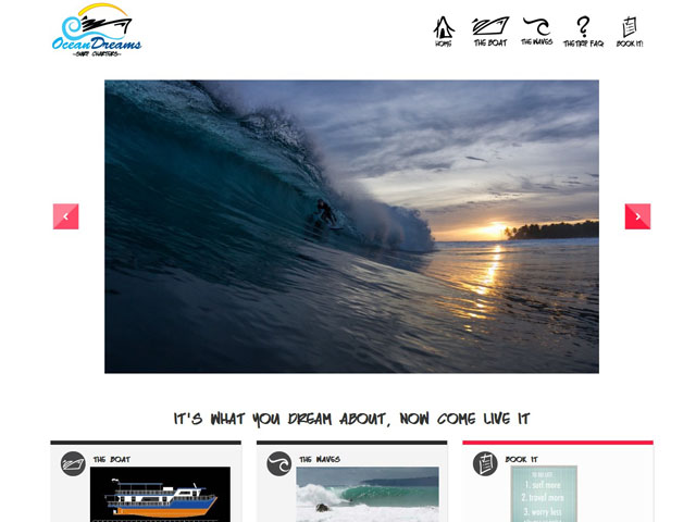 Ocean Dreams Surf Charters
